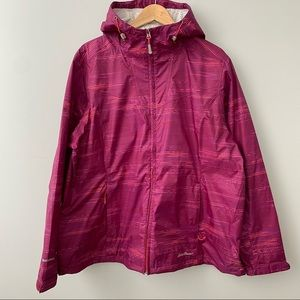 Eddie Bauer Rippac Weather Edge Rain Jacket XL